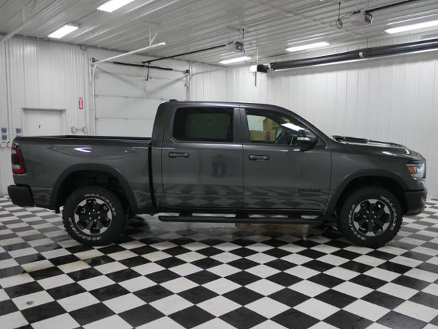 2019 Ram 1500 Crew Cab 4x4,  Pickup #9210610 - photo 4