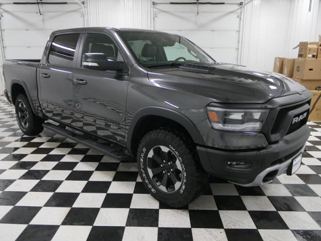 2019 Ram 1500 Crew Cab 4x4,  Pickup #9210610 - photo 5