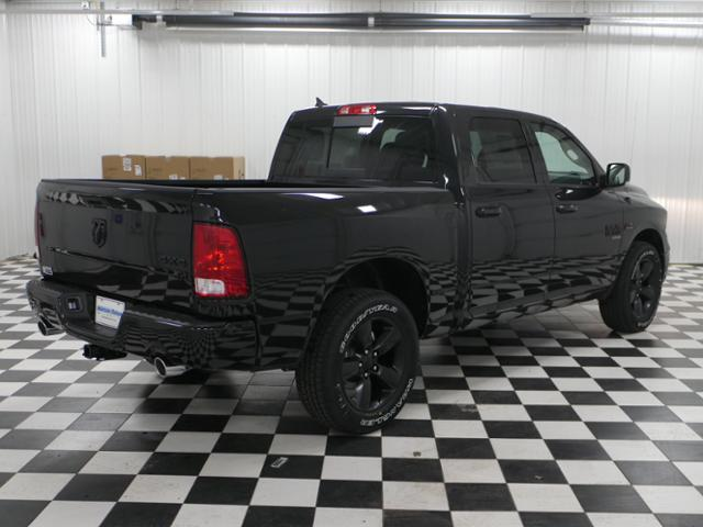 2019 Ram 1500 Crew Cab 4x4,  Pickup #9210630 - photo 3
