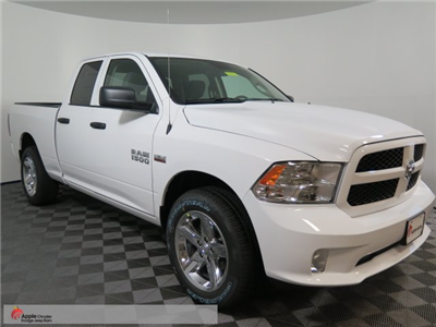 2018 Ram 1500 Quad Cab 4x4 Pickup #D1587 - photo 1