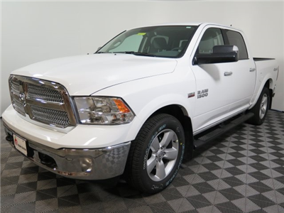 2018 Ram 1500 Crew Cab 4x4 Pickup #D1653 - photo 4
