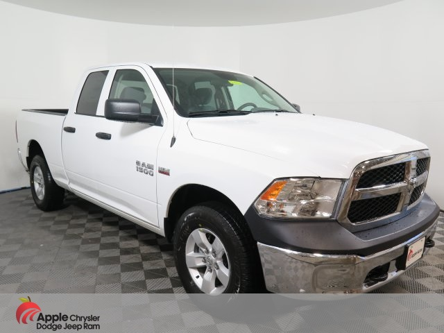 2018 Ram 1500 Quad Cab 4x4 Pickup #D1897 - photo 1