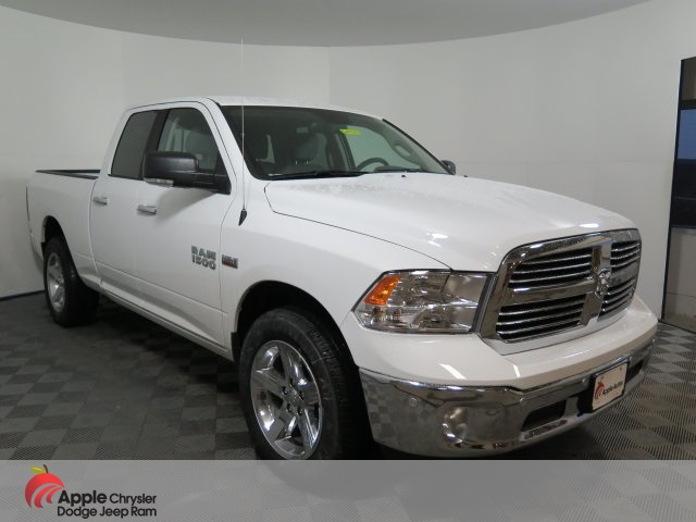 2018 Ram 1500 Quad Cab 4x4 Pickup #D1937 - photo 1