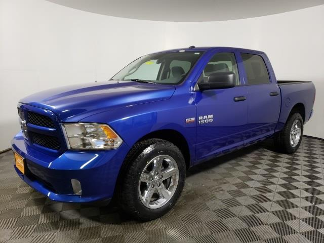 2018 Ram 1500 Crew Cab 4x4, Pickup #D2058 - photo 4
