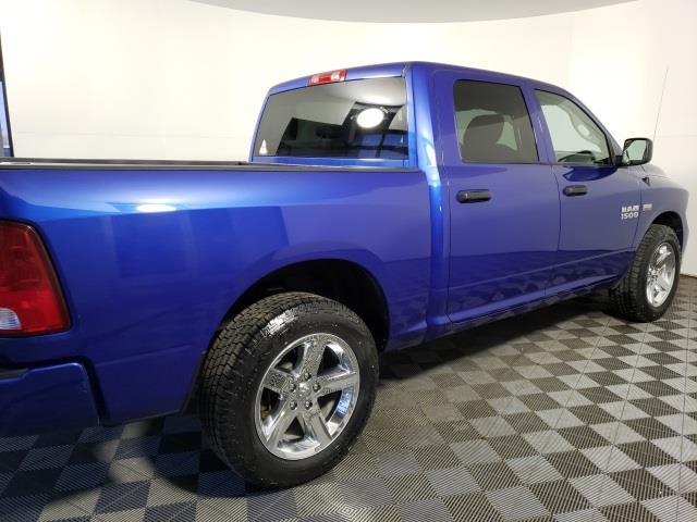 2018 Ram 1500 Crew Cab 4x4, Pickup #D2058 - photo 2