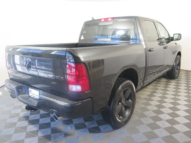 2018 Ram 1500 Crew Cab 4x4, Pickup #D2077 - photo 2