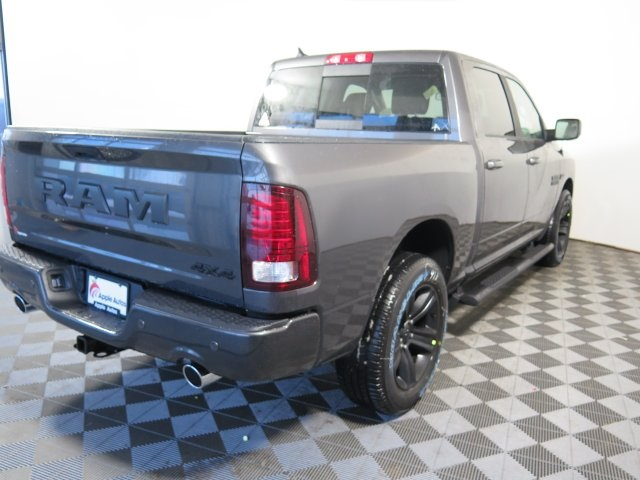 2018 Ram 1500 Crew Cab 4x4, Pickup #D2087 - photo 2