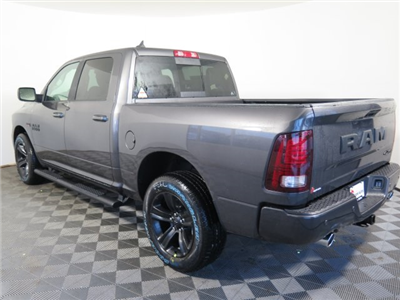 2018 Ram 1500 Crew Cab 4x4, Pickup #D2087 - photo 5