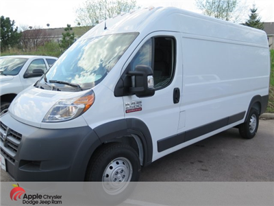 2018 ProMaster 2500 High Roof, Cargo Van #D2313 - photo 4
