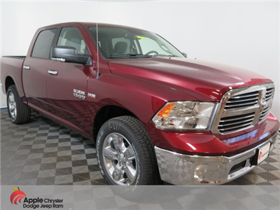 2018 Ram 1500 Crew Cab 4x4, Pickup #D2368 - photo 3