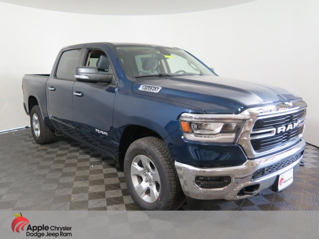 2019 Ram 1500 Crew Cab 4x4,  Pickup #D2729 - photo 3
