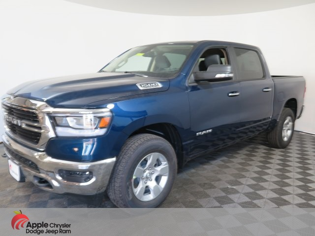 2019 Ram 1500 Crew Cab 4x4,  Pickup #D2729 - photo 1