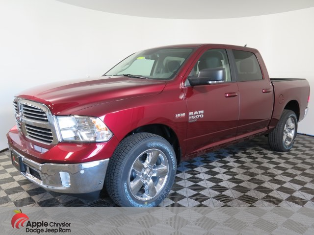 2019 Ram 1500 Crew Cab 4x4,  Pickup #D3119 - photo 1