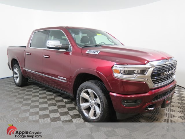 2019 Ram 1500 Crew Cab 4x4,  Pickup #D3150 - photo 3