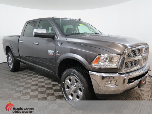 2018 Ram 3500 Crew Cab 4x4,  Pickup #D3282 - photo 3
