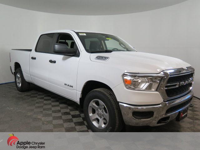 2019 Ram 1500 Crew Cab 4x4, Pickup #D3582 - photo 3