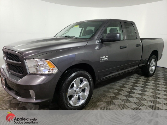 2019 Ram 1500 Quad Cab 4x4, Pickup #D4688 - photo 1