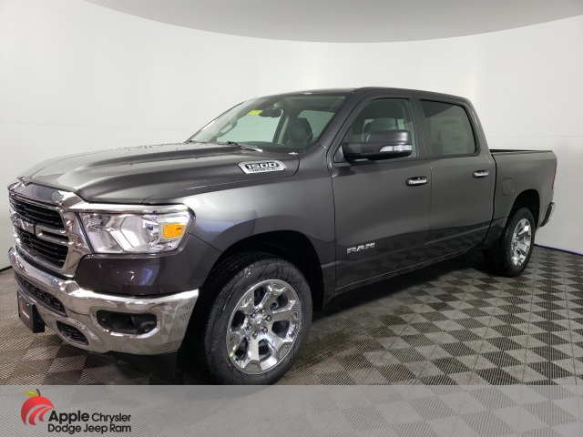 2020 Ram 1500 Crew Cab 4x4, Pickup #D4714 - photo 1