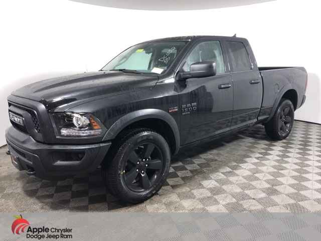 2020 Ram 1500 Quad Cab 4x4, Pickup #D4954 - photo 1