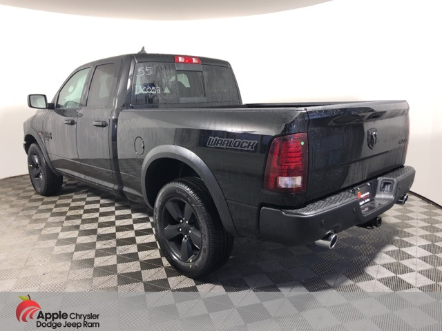 2020 Ram 1500 Quad Cab 4x4, Pickup #D4954 - photo 2