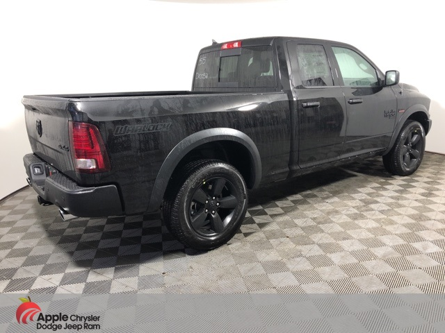 2020 Ram 1500 Quad Cab 4x4, Pickup #D4954 - photo 6