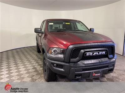 2020 Ram 1500 Quad Cab 4x4, Pickup #D4961 - photo 3