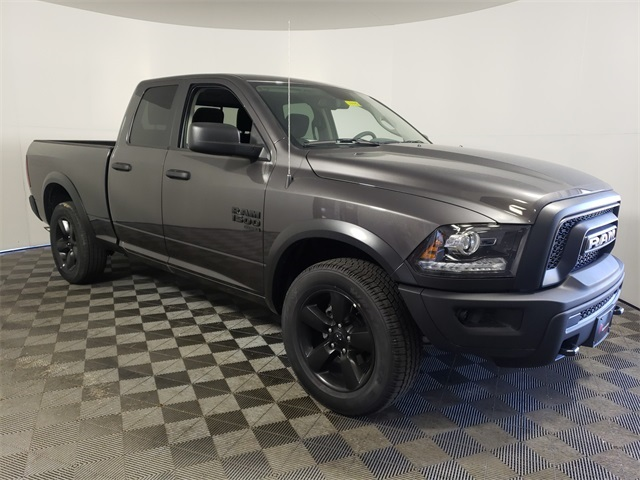 2020 Ram 1500 Quad Cab 4x4, Pickup #D4998 - photo 3