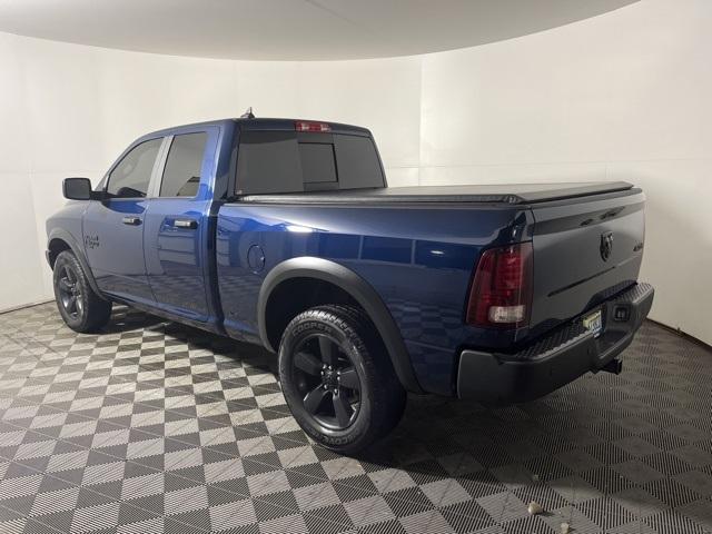 2020 Ram 1500 Quad Cab 4x4, Pickup #D5000 - photo 5