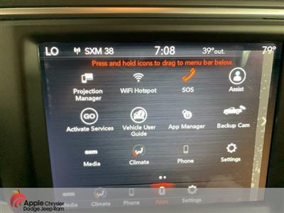 2020 Ram 1500 Quad Cab 4x4, Pickup #D5000 - photo 17