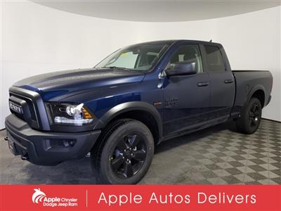 2020 Ram 1500 Quad Cab 4x4, Pickup #D5136 - photo 1