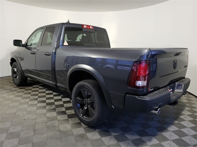 2020 Ram 1500 Quad Cab 4x4, Pickup #D5140 - photo 2