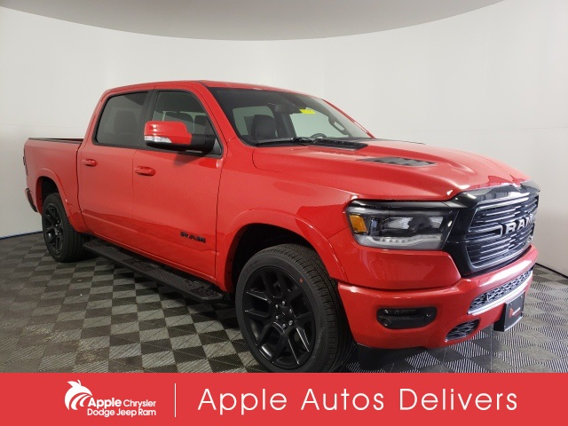 2020 Ram 1500 Crew Cab 4x4, Pickup #D5158 - photo 1