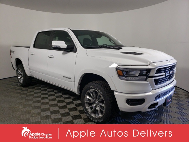 2020 Ram 1500 Crew Cab 4x4, Pickup #D5161 - photo 1