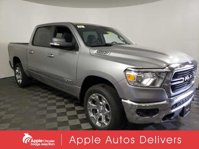 2021 Ram 1500 Crew Cab 4x4, Pickup #D5493 - photo 1
