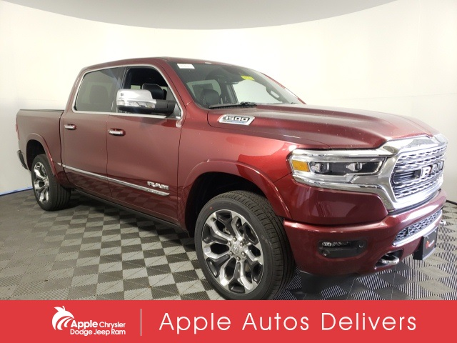 2021 Ram 1500 Crew Cab 4x4, Pickup #D5561 - photo 1