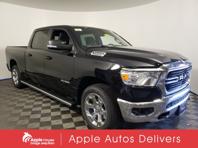 2021 Ram 1500 Crew Cab 4x4, Pickup #D5601 - photo 1
