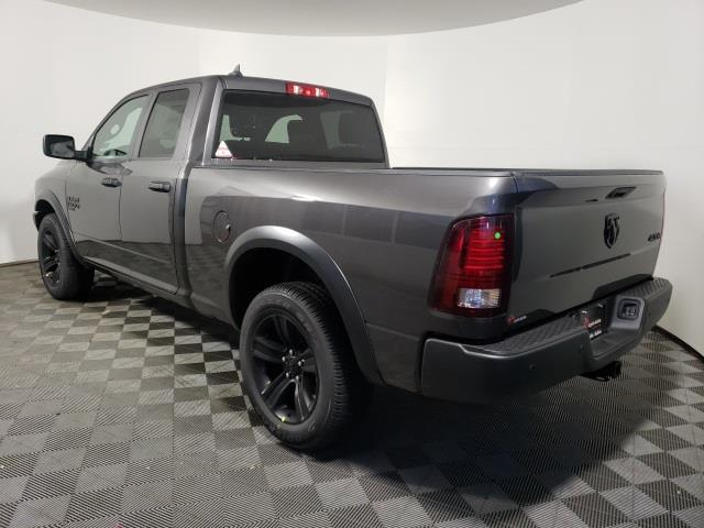 2021 Ram 1500 Quad Cab 4x4, Pickup #D5803 - photo 5