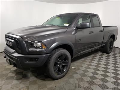 2021 Ram 1500 Quad Cab 4x4, Pickup #D5803 - photo 4