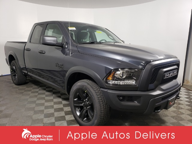 2021 Ram 1500 Quad Cab 4x4, Pickup #D5811 - photo 1