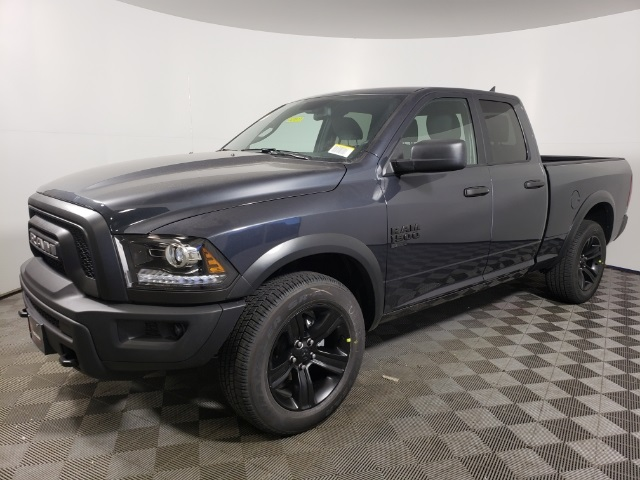 2021 Ram 1500 Quad Cab 4x4, Pickup #D5811 - photo 4