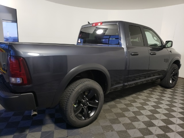 2021 Ram 1500 Quad Cab 4x4, Pickup #D5811 - photo 2