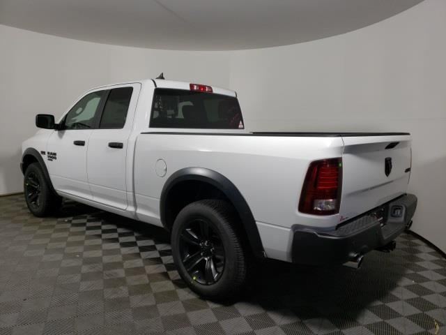 2021 Ram 1500 Quad Cab 4x4, Pickup #D5839 - photo 5