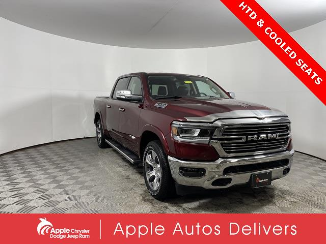2021 Ram 1500 Crew Cab 4x4, Pickup #D5877 - photo 1