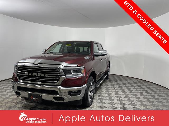 2021 Ram 1500 Crew Cab 4x4, Pickup #D5877 - photo 4