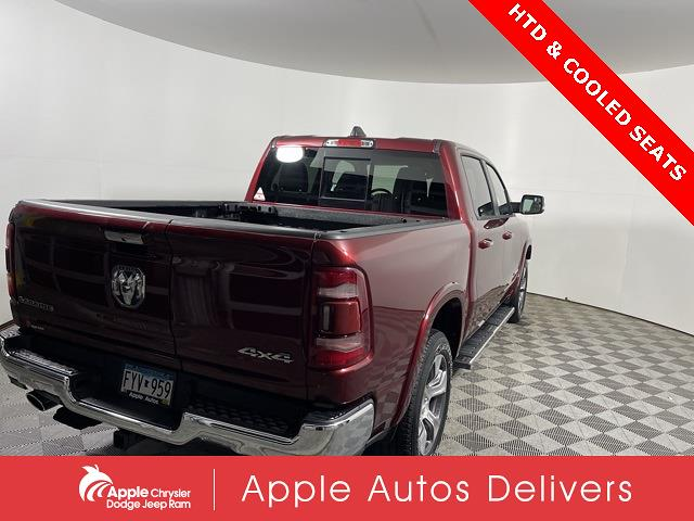 2021 Ram 1500 Crew Cab 4x4, Pickup #D5877 - photo 2