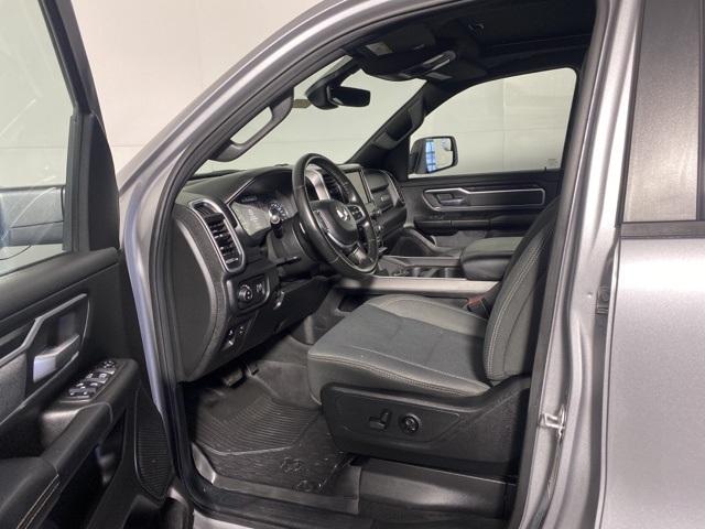2021 Ram 1500 Quad Cab 4x4, Pickup #D5959 - photo 9