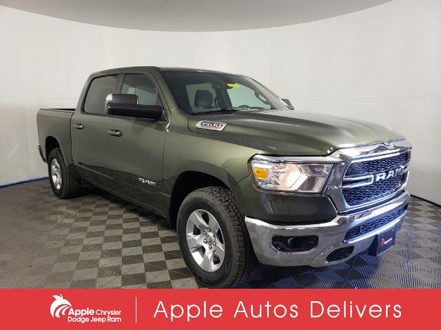 2021 Ram 1500 Crew Cab 4x4, Pickup #D6085 - photo 1