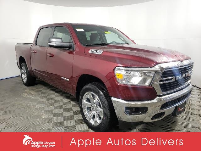 2021 Ram 1500 Crew Cab 4x4, Pickup #D6128 - photo 1