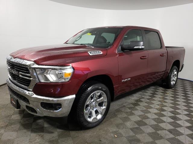2021 Ram 1500 Crew Cab 4x4, Pickup #D6128 - photo 4