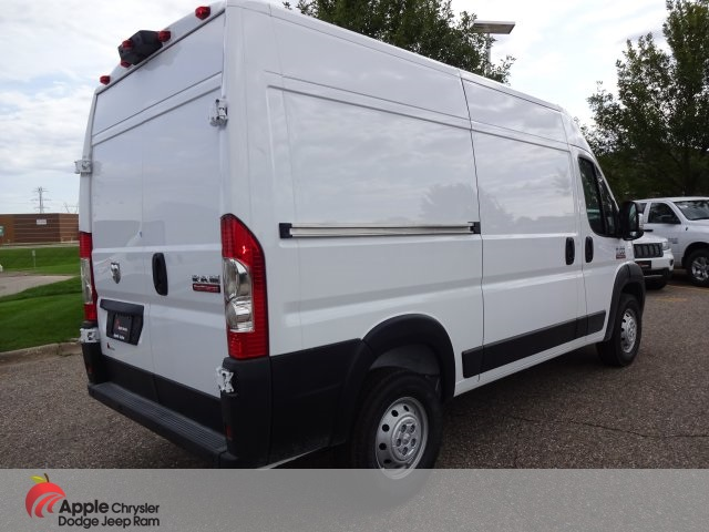 2019 Ram ProMaster 2500 High Roof FWD, Empty Cargo Van #DF114 - photo 8